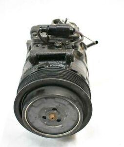 05-13 Porsche Panamera 970 3.6L AC Compressor Pump Clutch Pulley 94812601103