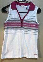 IZOD XFG Women's XS Sleeveless Shirt Cool FX Golf Athletic Top