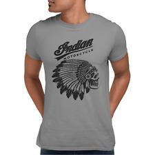 Indian Motorcycle ciclista cráneo Premium de imagen t-shirt. impresión de alta calidad + Tamaños