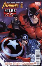 AVENGERS VS. AGENTS OF ATLAS (2010 Series) #3 Very Fine Comics Book