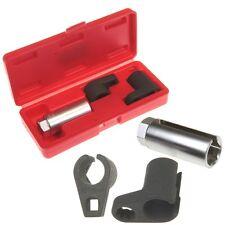 3 pc Oxygen Sensor Socket Wrench O2 Tool Set Auto
