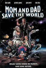 Mom and Dad Save the World (DVD, 2005) OOP RARE