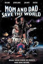 Mom and Dad Save the World-DVD-Teri Garr, Jeffrey Jones, Jon Lovitz, Thalmus Ras