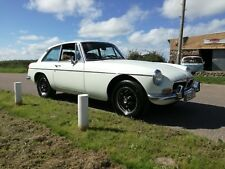 RARE '74 MGB GT V8 CHROME BUMPER MODEL
