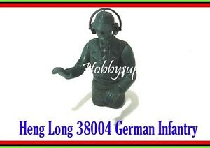 Heng long 1/16 3818 2.4G RC Battle Tank accessory spare part German Infantry x 3