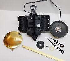 """Howard Miller Kieninger 2 Chime Clock Movement Hermle 2214 2215 3/4"""" Shaft 21 mm"""