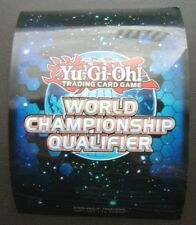YUGIOH EXTREMELY RARE 2012 WORLD CHAMPIONSHIP QUALIFIER SLEEVES LIMITED EDTN 80