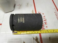 "1-1/2 x 13/16"" Sunex Tools Impact Socket 6 Point 3/4"" Drive Budd Wheel 4826C NeW"