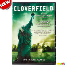 Cloverfield : Dvd Widescreen Sci-Fi Movie New
