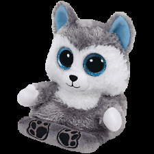 Peluche Porta Cellulare Ty Peek a Boos Scout Cane Ty