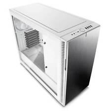 Fractal Design Define R6 USB-C White TG No Power Supply ATX Mid Tower w/ Window