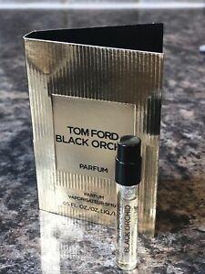 TOM FORD Black Orchid 1.5ml Parfum Spray Vial / Carded Sample. Unisex
