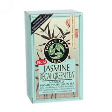 Triple Leaf Tea, Jasmine Decaf Green Tea, 20 tea bags