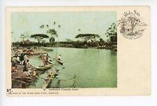 Fishing Fleet—Aloha Nui—Antique HAWAII—Island Curio PMC Boats