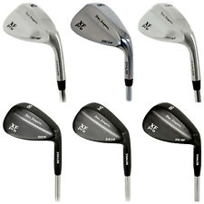 2020 Ben Sayers Golf Mens XF Pro Wedge Right Handed Stainless Steel Head Milled