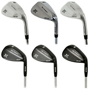 Ben Sayers Mens XF Pro Wedge RH Golf Pitching Lob Gap Sand Milled Groove Steel