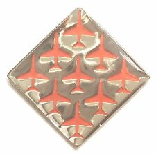 RAF Royal Air Force Red Arrows Diamond 9 Pin Badge *Official Product