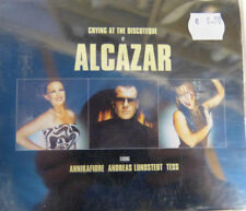 Maxi Singel CD ,Alcasar, Crying at the Discotheqe, Sehr gut