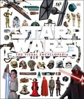 Star Wars: The Visual Encyclopedia [New Book] Hardcover