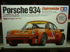 Porsche 934 JAGERMEISTER con fotoincisioni 1 12 Ta12055 - Tamiya modellismo