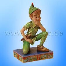 "Disney Traditions ""Childhood Champion"" (Peter Pan) - Jim Shore"