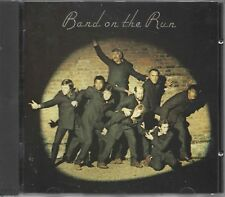 Paul McCartney & Wings – Band On The Run     cd