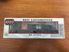 HO Scale Life-Like Proto 1000 New Haven Alco RS11 Locomotive #1404 New Old Stock