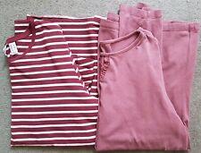 Ladies Tops Tunics Bundle x 2 Size Large Denim & Co QVC