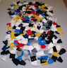 Used Lego Color Mix Wedge Inverted Slope Brick 1.5 Pounds Lbs