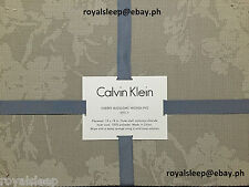 """CALVIN KLEIN Cherry Blossoms Woven Placemat 4 Pack 13"""" x 18"""" *Brand New w/ Tag*"""