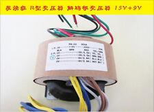 R Type Transformer 30W 15V*2+9V*2 Power Transformer For DAC Board 115-230V Audio