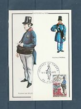 carte  1er jour  journée du timbre   Paris    1970