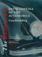 The Beaulieu Encyclopedia of the Automobile: Coachbuilding-ExLibrary