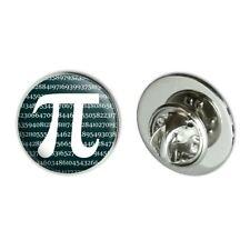 """Pi Math Geek Nerd 3.14 Metal 0.75"""" Lapel Hat Pin Tie Tack Pinback"""