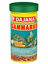 Dajana Gammarus 3.4 Fl Oz 100ml 10g, Food for aquarium fish, Turtles & reptiles
