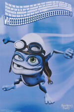POSTER : MUSIC : CRAZY FROG - THE ANNOYING THING - BLUE- FREE SHIP ! #3442 RW8 H