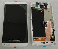 BlackBerry Z10 3G LCD Screen & Digitizer Assembly+ 3G Mid Frame (White)