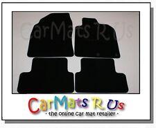 NISSAN QUASHQAI 2007-2013 TAILORED CAR MATS BLACK C067