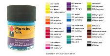 Marabu Silk Paint 50ml - Arctic 291   HIGH QUALITY
