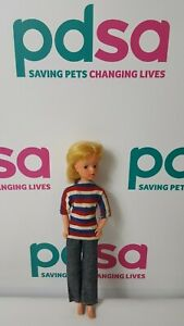 Vintage 1960's? SINDY Doll with Blonde Hair (Made in Hong Kong) - A1440