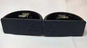 95 96 97 Chevy S-10 Blazer Jimmy REAR DOOR ASH TRAY Blue 15729183 15729184 Set