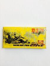 Go Kart - Chain DID Chain O-Ring 112L - NEW