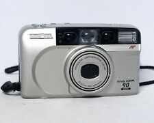 Minolta Riva Zoom 90 Date Point & Shoot Film Camera 38-90mm lens 35mm