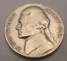 1946 P Jefferson Nickel  *AG OR BETTER*  **FREE SHIPPING**