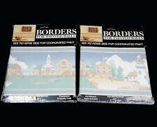 Wallpaper Border nautical seashore FDB06869