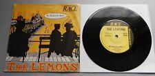 "The Lemons - My Favourite Band UK 1981 Race Records 7"" Single P/S"