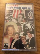 Music Of The War Years '43-'44, Boogie Woogie Bugle Boy (CassetteTape, Capitol)