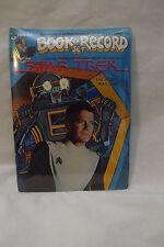 Rare Vintage Star Trek Original Series 45rpm Record Book Robot Masters Comic New