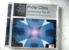 68336 Philip Glass Symphony No.10 John Adams The Dharma At Big Sur [NEW / SEALED