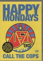 Happy Mondays Call The Cops Dvd